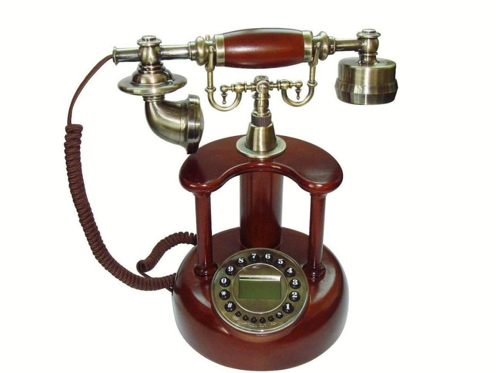 medium resolution of antique telephone old style phone