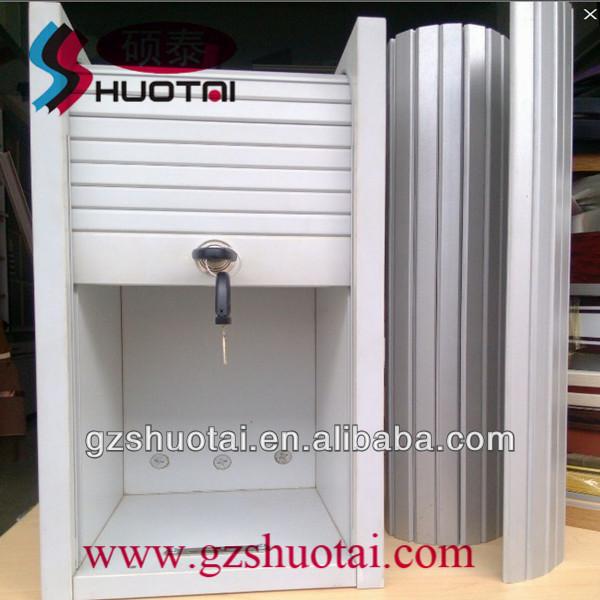 Plastic Roller Shutter For Kitchen Cabinet