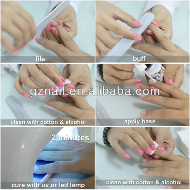 Main Image Gel Manicures