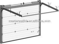 Triple Layers Garage Door Section - Buy Triple Layers ...