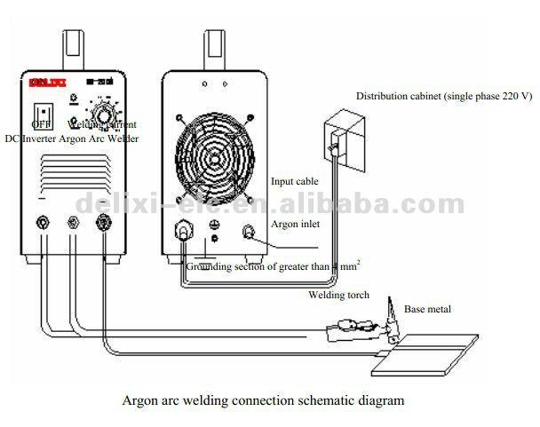 Single Phase Welding Machine Circuit Diagram : 44 Wiring