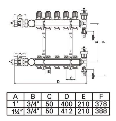 Split Pressure Solar Water Heater System
