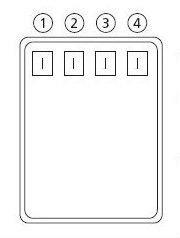 Spark Plug Universal 1.5V push button ignitor Ignitor