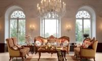 Ornate Spanish Sofa Set,Classic Hand Carving Antique ...