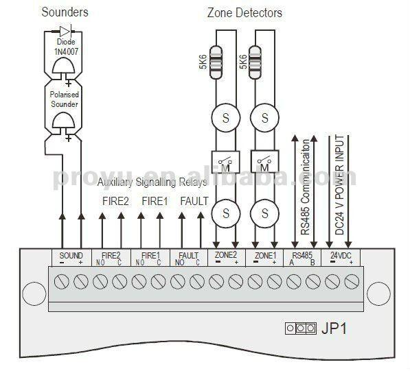 addressable fire alarm system wiring diagram - wiring diagram, Wiring diagram