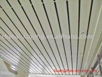 Aluminum Decorative Metal Ceiling Tile/c Shaped Linear ...