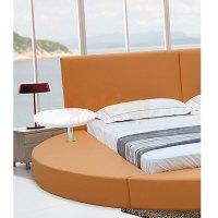 Modern Bedroom Set Furniture Round Bed O6804# - Buy Modern ...