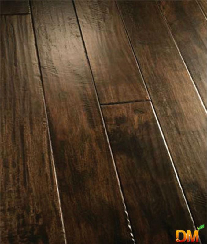Acacia Herringbone Wood Floors