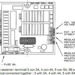 Sr7 Avr Wiring Diagram Jeep Tj Sr7-2g Automatic Voltage Regulator - Buy Sr7-2g,avr Sr7,ac ...