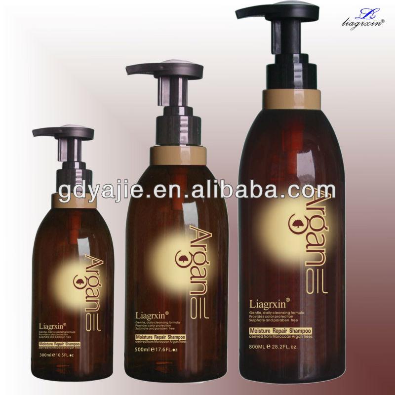 Natural Organic Argan Oil Hair Conditioner Pump Bottle