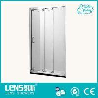 3 panel sliding shower door, View 3 panel sliding shower