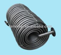 Double Pipe Heat Exchanger For Air Conditioner Evaporator ...