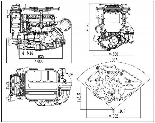 inboard water jet boat waverunner engine smalmini jet