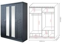 Bedroom Wall Wardrobe Design,Wardrobes For Small Rooms ...