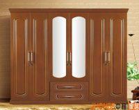 Luxury bedroom wooden wardrobe door designs 9202-6#, View ...