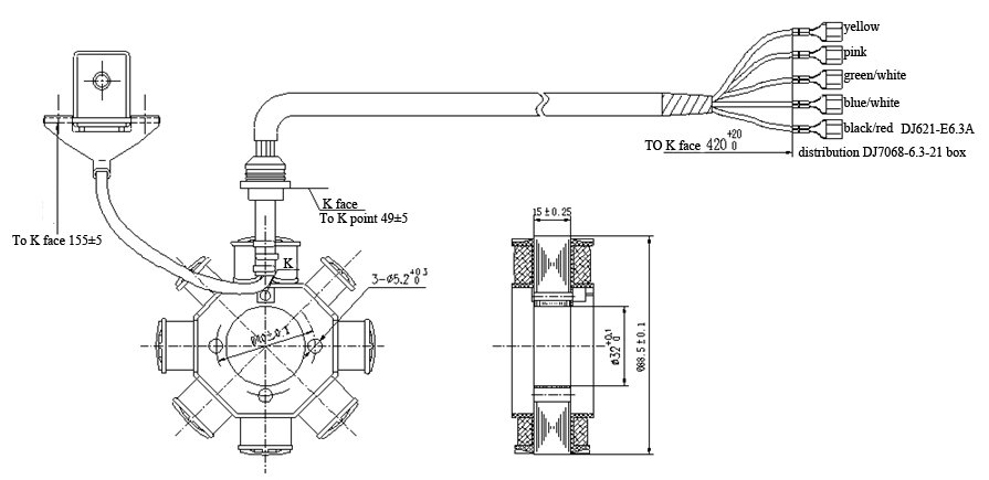 Gy6 8 Pole Stator Wiring Diagram : 32 Wiring Diagram