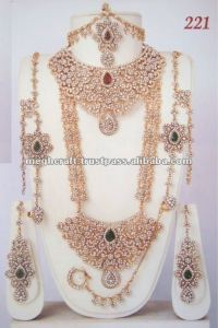 indian bridal jewelry sets wedding
