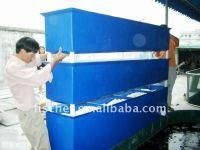Trickling Filters& Bakki Shower,Bacteria House,Koi Pond