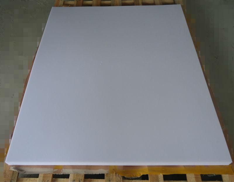 18mm Opal White Acrylic Sheet Opal Plexiglass Plastic