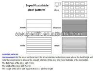 Custom Size Garage Doors,Garage Door Sizes And Prices ...