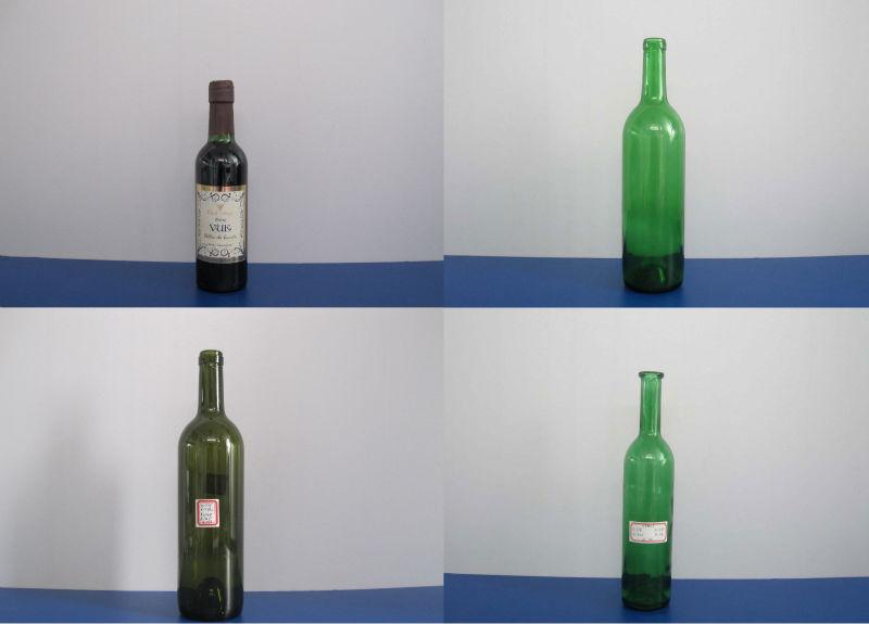 Unique Dragon Shape Wine Bottles
