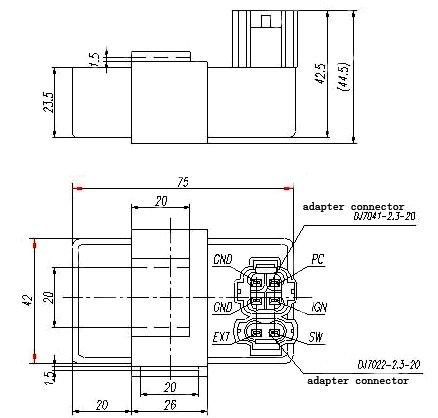 Ac Cdi Wiring Diagram Suzuki CDI Diagram Wiring Diagram