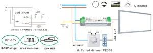 0 10v Led Dimmer Wiring Diagram  Somurich