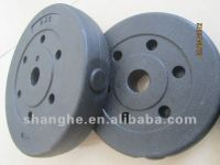 Plastic Coated Barbell Weight Plates - Buy Plastic Coated ...