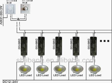dali led driver wiring diagram wiring diagrams xitanium led drivers philips lighting
