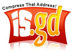 is.gd logo