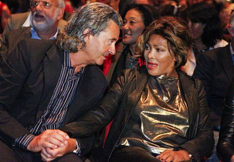 Tina Turner finally found true love from German music producer Erwin Bach.
