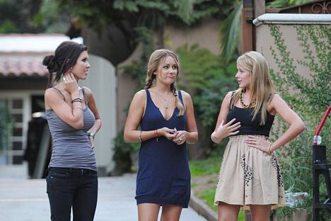 In addition to Bosworth, The Hills hit show also featured Audrina Patridge and Lauren Conrad.