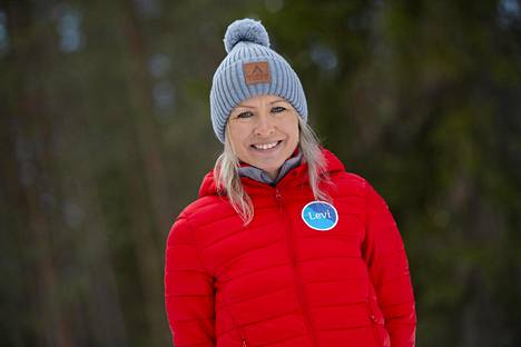 Riitta-Liisa Roponen glows with happiness after the peak season.