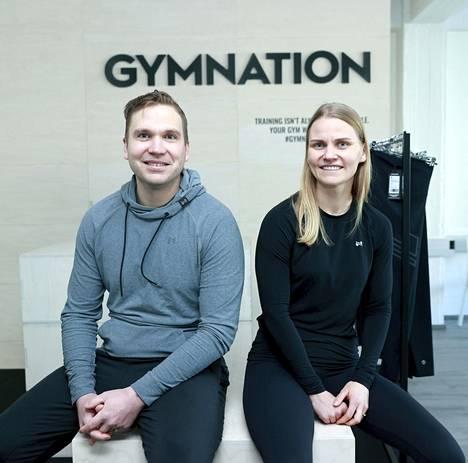 Aleksi and Saara Koskelo invest in responsibility.