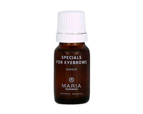 Maria Åkerberg Specials for Eyebrows -hoito oil, 13 €.