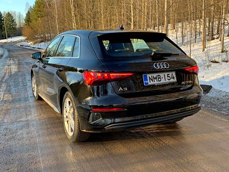 The new Audi A3 is still a combination of conservatism and modernity.  Of the worst competitors, the Mercedes-Benz A is also available as a charging hybrid, but the BMW 1 Series is not.