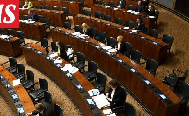 Parliament Debates Closing Of Uusimaa Live Broadcast At