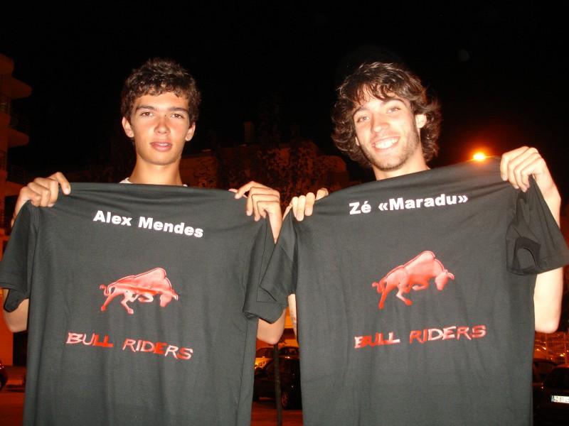 Alex e Zé