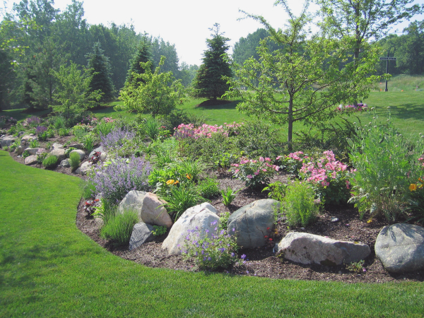 retaining walls - robinson's landscaping