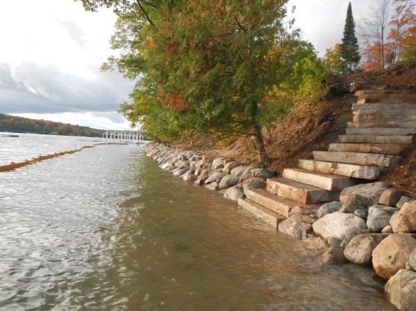 shoreline protection - robinson's