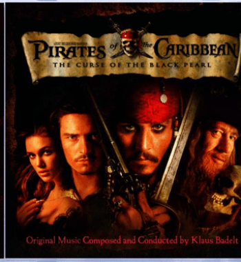 He's a Pirate - Klaus Badelt