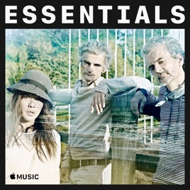 blonde redhead essentials by