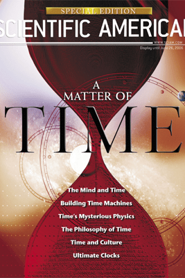 How to Build a Time Machine: Scientific American (Unabridged) - Paul Davies, Scientific American