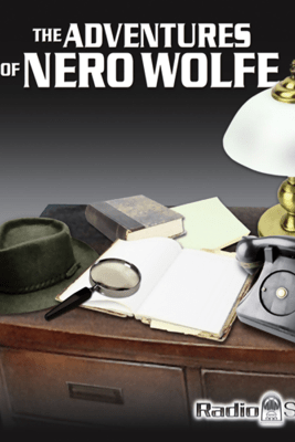Case of the Killer Cards - Adventures of Nero Wolfe
