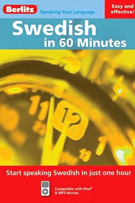 Swedish in 60 Minutes (Unabridged) - Berlitz Publishing