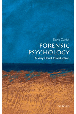 Forensic Psychology: A Very Short Introduction (Unabridged) - David V. Canter