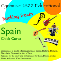Spain (Complete Version in Tribute to Cick Corea) Gynmusic Jazz Educational MP3