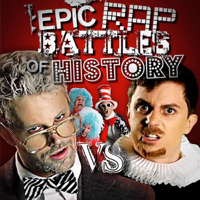 Dr Seuss vs William Shakespeare (feat. Nice Peter, Epiclloyd & George Watsky) Epic Rap Battles of History MP3