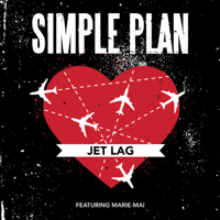 Jet Lag (feat. Marie-Mai) Simple Plan