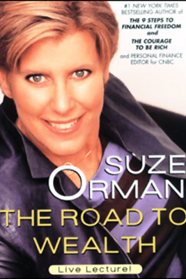The Road to Wealth (Unabridged) - Suze Orman